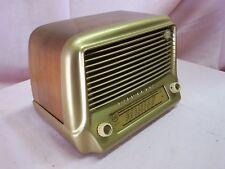 RARA RADIO EPOCA Italiana CGE 1545 RADIOLETTA del 1952 REVISIONATA FUNZIONANTE