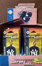 BOX of 20 NEW YORK YANKEES SPORT TAGZ FLEXIBLE DOG TAGS TAG NECKLACE JETER