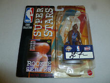 SUPER STARS NBA ALL-STAR 2000 ROOKIE FIGURE CARD SIGNED AUTO STEVE FRANCIS UD