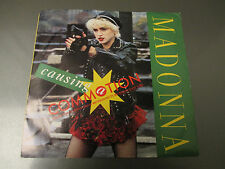 """1987 MADONNA – Causing A Commotion 7"""" 45 Picture Sleeve EX/VG+ SIRE 7-28224"""