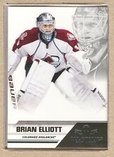 Brian Elliott #19 2010-11 Panini All Goalies Up Close