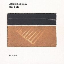 Der Bote: Elegies for Piano by Alexei Lubimov (CD, May-2002, ECM New Series)