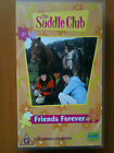THE SADDLE CLUB ~ FRIENDS FOREVER ~ RARE ~ VHS VIDEO