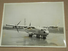 Photo Ancienne Avion BREGUET 941 01 (8)  Aviation  Plane