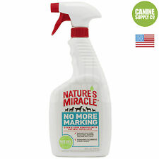 Nature's Miracle No More Marking Pet Stain & Odor Remover Trigger Spray 24 Oz.
