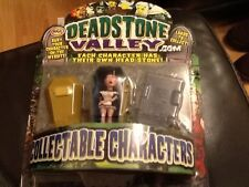 Deadstone Valley Single Figure Pack . RARE COLLECTORS ITEM . NEW IN PACKAGING