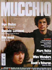 MUCCHIO 642 2008 Mars Volta Springsteen PFM Pretty Things Savage Republic Polvo