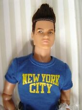 "Fashion Royalty ""Dynamite"" ""In the city collection"" HOT STUFF CRUZ doll, NIB"