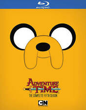 Adventure Time: The Complete Fifth Season [2 Discs] [Blu-ray]