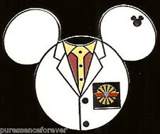 Disney Pin: WDW Hidden Mickey 2013 - Epcot Costumes: Journey Into Imagination