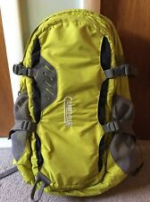 Camelbak Rim Runner Hydration Pack Backpack 100 Oz Bright Green Gray