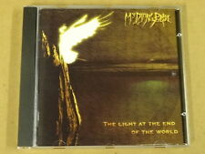 CD / MY DYING BRIDE - THE LIGHT AT THE END OF THE WORLD