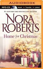 Home for Christmas by Nora Roberts (2015, MP3 CD, Unabridged)