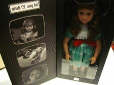 "The Twilight Zone Talky Tina Doll 18"" color variant talking replica only 500"