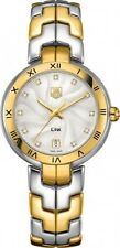 TAG HEUER Link Gold & Diamond Ladies Watch WAT1350.BB0957 - RRP £4300 - NEW
