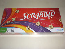 New HASBRO ,PARKER BROTHERS Scrabble Crossword Gameboard Made in USA