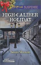High-Caliber Holiday (First Responders)  (NoDust)