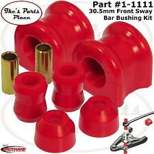Prothane 1-1111 Front 30.5mm Sway Bar&End Link Bushings 97-06 Jeep Wrangler TJ