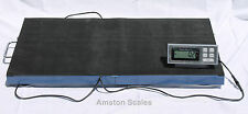 400 x 0.1 LB 38 x 20 INCH HEAVY DUTY DIGITAL SCALE PLATFORM SHIPPING BENCH - NEW