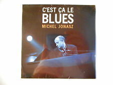 MICHEL JONASZ : C'EST CA LE BLUES ♦ CD SINGLE NEUF ♦
