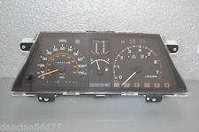 INSTRUMENT PANEL GAUGE CLUSTER...from 1989 Toyota Van LE with low miles