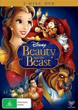 Beauty And The Beast (2015, 2-Disc Set) NEW DVD