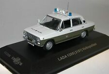 CCC056 IXO/IST Models, VAZ 2101 Lada 1200, 1970-82, Volkspolizei, 1/43 Cars & Co