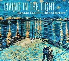 Living in the Light by Ronnie Earl/Ronnie Earl & the Broadcasters (CD,...
