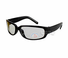 New Safety Glasses Goggles Shatterproof Eye Protection Clear Lens Z87 ANSI UV400