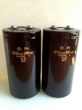 1PCS HITACHI HCG 600V 4700UF Screw electrolytic capacitor 90X145mm 105℃ #E374 YX