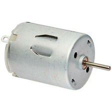 SA 5000 RPM 6V High Torque Cylinder Magnetic Electric Mini DC Motor Silver