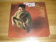 LIVING STRINGS fiddler on the roof LP Record - Sealed