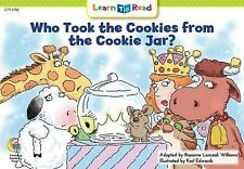 Who Took the Cookies from the Cookie Jar? Learn to Read, Math (Math Learn to Re