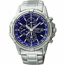Seiko Solar SSC141 Wrist Watch for Men