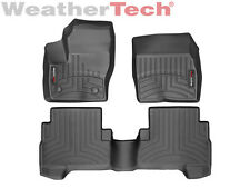 WeatherTech® Custom Floor Mat FloorLiner for Ford C-Max - 2013-2016 - Black