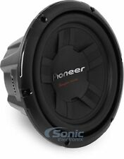 "Pioneer TS-W261S4 1200W 10"" Champion Series Single 4 ohm Car Subwoofer"