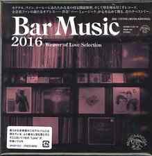V.A.-BAR MUSIC 2016 ~WEAVER OF LOVE SELECTION~-JAPAN MINI LP CD F56