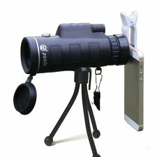 New Panda 35X50 HD Zoom Green Night Vision Lens Armoring Monoculars Telescope