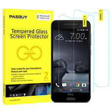 2 Pack [Japan Glass] 0.26mm Tempered Glass Screen Protector for HTC One A9