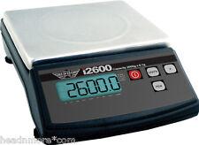 MyWeigh iBALANCE2600 Digitalwaage Feinwaage 2600g / 0,1g Küchenwaage MW i2600