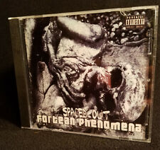 Spaced Out CD L.U. Cipha 1134 horrorcore dark lotus bedlam