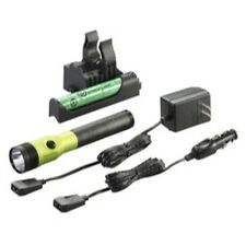 Streamlight 75478 Stinger LED HL Rechargeable Flashlight - 120/DC,  Lime