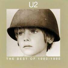 U2 - The Best Of 1980-1990 CD ISLAND