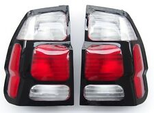 MITSUBISHI PAJERO SHOGUN SPORT OR CHALLENGER rear tail lights 2000-2008 one set