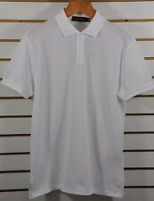 NWT M's Ralph Lauren Black Label, Stretch Mesh Polo. Sz M. $195. Made In USA.