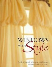 Windows With Style Do It Yourself Wind (Arts & Crafts for Home Decorating) Inst