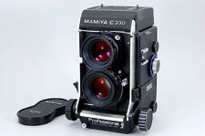 N.Mint Mamiya C330 Professional F + Secor S 80mm f/2.8 Seiko Lens from Japan#o15