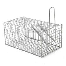 Humane Rat Trap Cage Pest Rodent Mice Mouse Control Live Bait Catch Home Tool