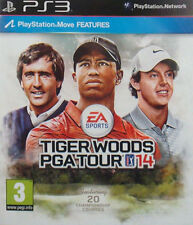 Tiger Woods PGA Tour 14 PS3 NEW SEALED FAST FIRST CLASS POST