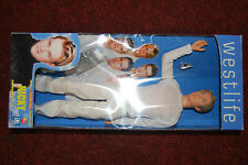 Westlife 'Mark' Doll Collectable NEAR MINT